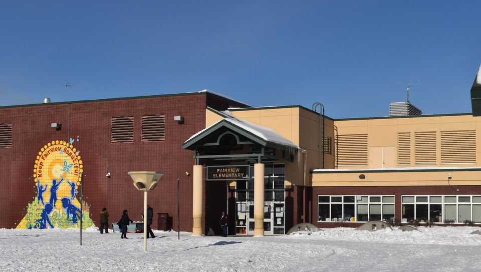 Fairview Elementary Photo